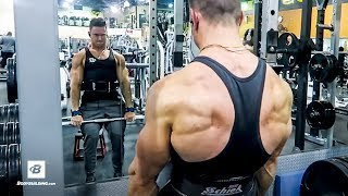 Full Back Workout w/ Commentary | Abel Albonetti by Bodybuilding.com