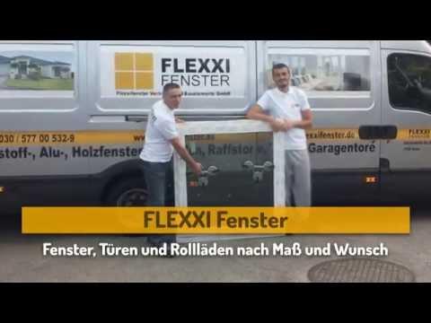 Flexxi Fenster Fenster kaufen Berlin Türen kaufen Berlin Rollläden nach Maß