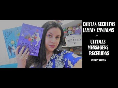CARTAS SECRETAS JAMAIS ENVIADAS + ÚLTIMAS MENSAGENS RECEBIDAS