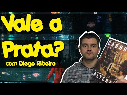 Carbono Alterado de Richard Morgan | Vale a prata? | Resenha