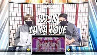 우주소녀 (WJSN) - La La Love MV | [ NINJA BROS Reaction / Review ]