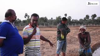 How to lay a strong turf cricket pitch / Laid by Cric Ethics (ENGLISH)