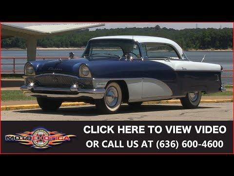 Video of '55 Packard Clipper Super Panama located in Missouri - LC98