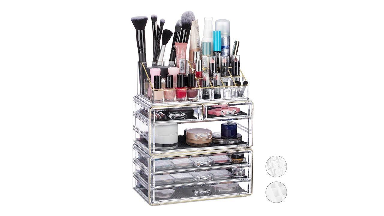 Video von: Kosmetikorganizer mit 6 Schubladen