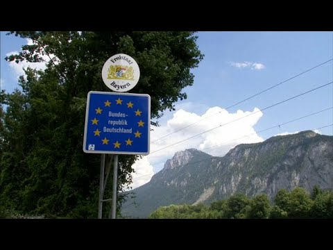 Τι συμβαίνει στα σύνορα Αυστρίας – Γερμανίας