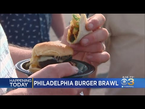 9th Annual Philadelphia Burger Brawl Raising Money For Undeserved Schools In City