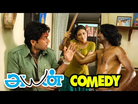 Ayan | Ayan Movie scenes | Surya Meets Tamannaah | Tamannaah & Surya falls in Love with each other