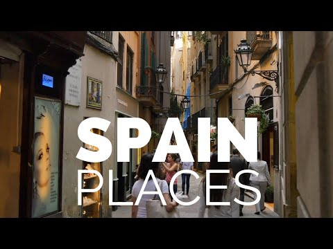 The Most Beautiful Travel Destinations in Spain