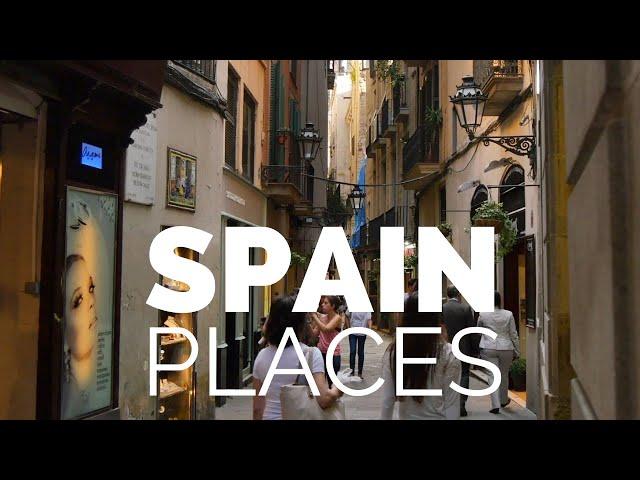Pronunție video a Spain în Engleză