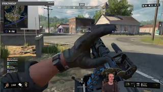 The DMR Absolutely SHREDS (Call of Duty: Black Ops 4 Blackout Battle Royale)