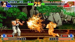 Kof 98 Takamura-san (brasil) vs BOB-Marley-- jamaicaa (brasil) Fightcade