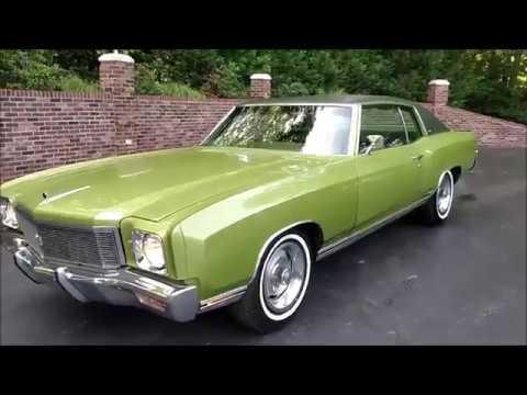 Video of '71 Monte Carlo - L89I