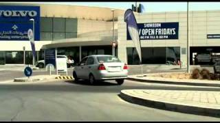 Guerrilla Marketing Example - Volvo Soft Speed Bump
