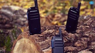 Motorola Wave TLK 100i GSM alapú PoC adóvevő rádió