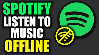 How To Play Music Offline On Spotify | Listen To Spotify Offline
