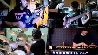 Evergrey - More Than Ever (The Inner Circle) - SPLIT SCREEN COVER - Collaboration
