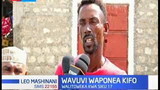 Wavuvi wa Tana River waponea kifo