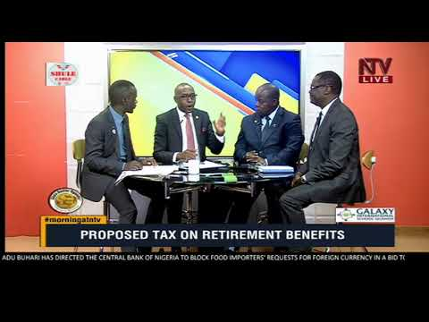 What the new proposed tax on NSSF benefits means to the public