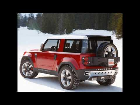 SUV All New 2018 Land Rover Defender
