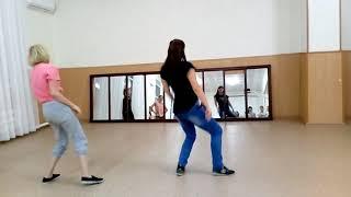 СТЭП. репетиция. Так рождаются наши танцы!))))))