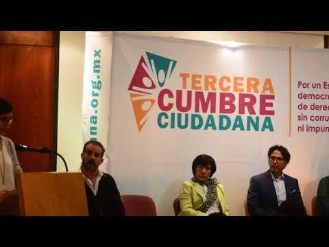 Suhayla Bazbaz señalo la agenda de un Estado democrático