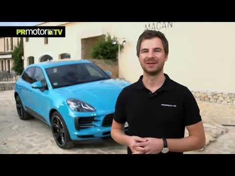 El proyecto de Porsche que pasó de Kajun a Macan - Car News TV en PRMotor TV Channel