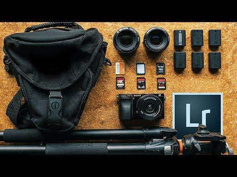 5 DINGE die jeder FOTOGRAFIE ANFÄNGER braucht 📷 - Benjamin Jaworskyj