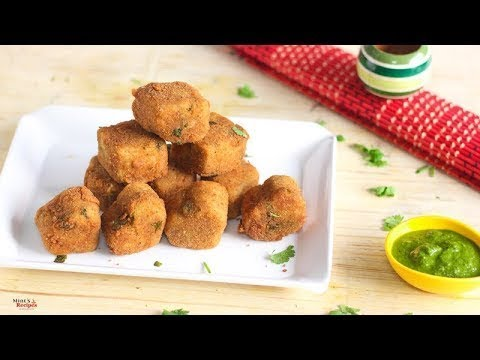 Rava Cutlet Recipe-Suji Cutlet Recipe In Hindi-Indian Breakfast Recipes-Ep-186