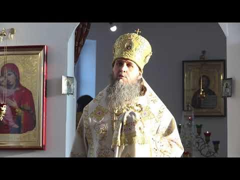 Митрополит Даниил впервые посетил приход в Мокроусово