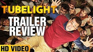 Tubelight Trailer Review | Salman Khan | Shah Rukh Khan | Lehren Originals