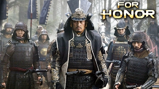 For Honor: Samurai Campaign | Complete Gameplay Walkthrough
