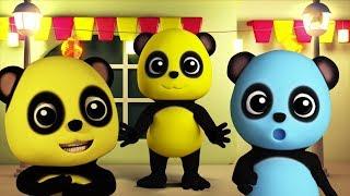 Если вы счастливы | Ребенок бао панда | песни действий для детей | If You
