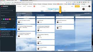 Project Management with ASANA and Google Calendar