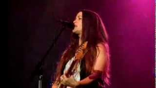 "Alanis Morissette - ""numb"" Live, NY - 8/26/12, w/ *goodbye*"