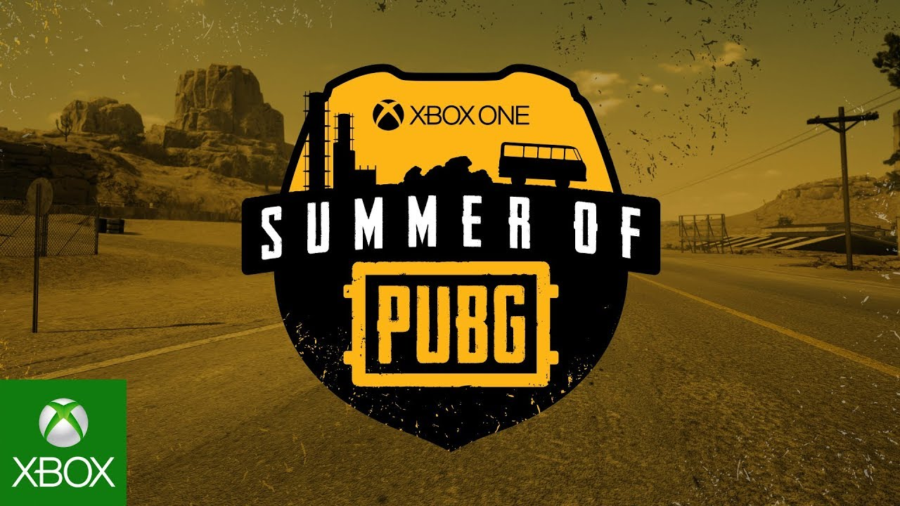 Video forWelcome to the Xbox One Summer of PUBG