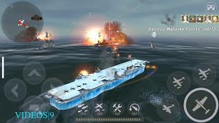 WARSHIP BATTLE : Episode 27 Mission 04 - HABAKKUK FREEZE