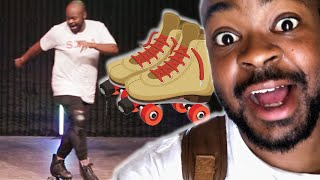I Learned To Dance Skate In A Week thumbnail