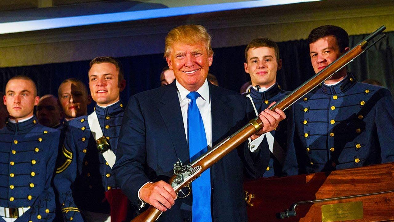 Trump Hurting Gun Sales? thumbnail