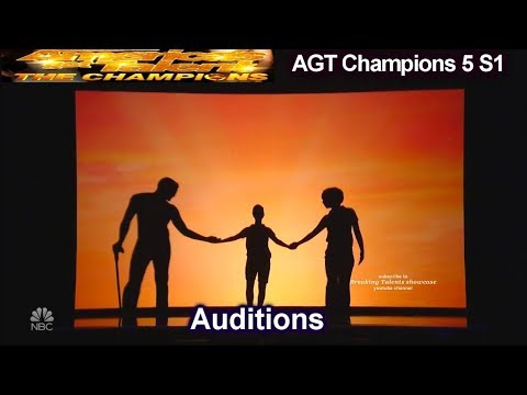 Attraction: Shadow Dance Group