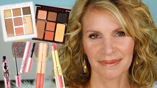 Luxury for Less Affordable Drugstore Makeup Tutorial for Women Over 50