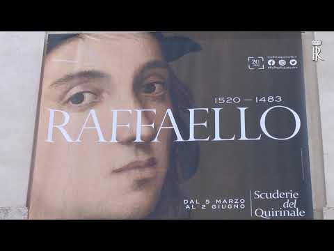 Raffaello, a 500 anni dalla morte