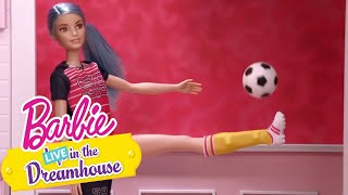 Barbie Polska | Wizyta Summer | Barbie LIVE! In The Dreamhouse | Filmy Barbie | Lalki Barbie