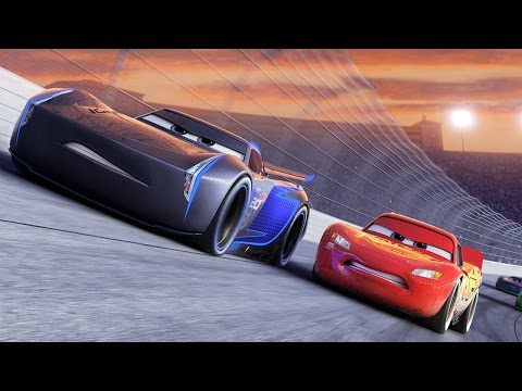 'Cars 3' Extended Look Reveals Lightning McQueen's Newest Rival