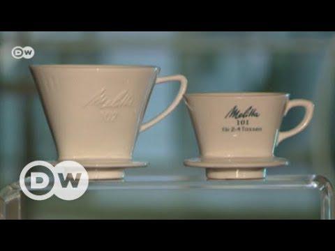 Melitta Bentz - Erfinderin des Kaffeefilters | DW Deutsch