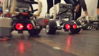 キッザニア甲子園でロボットプログラミングイベント開催!