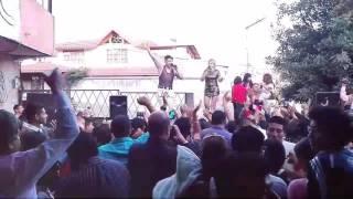 Marlon Julián Aymara y Azucena Aymara En vivo