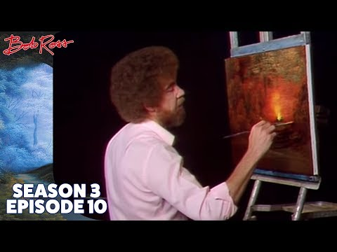 Bob Ross - Campfire (Season 3 Episode 10)