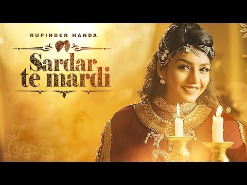 Sardar Te Mardi Ft.Deep Jandu  Rupinder Handa