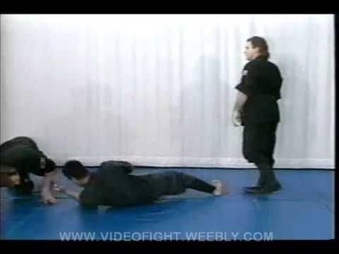 Ninjutsu Black Belt Study Course - YouTube