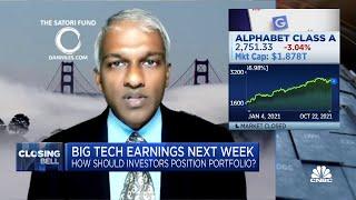 Dan Niles on worries ahead of tech earnings: 'It's not just Snap'